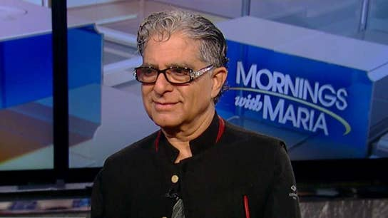 Amazon Alexa, Deepak Chopra team up to give people daily insights
