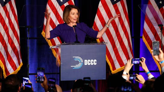 Nancy Pelosi: Health care was on the ballet and health care won