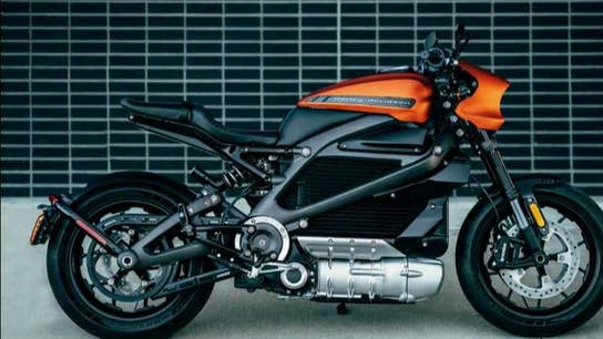 Reactions to Harley-Davidson's new electric bike?