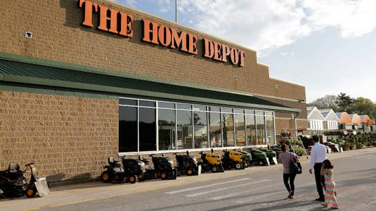Home Depot 3Q earnings top estimates