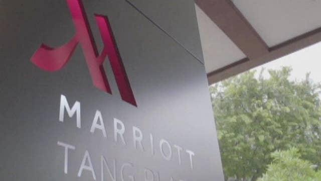 Marriott International experiences massive data breach