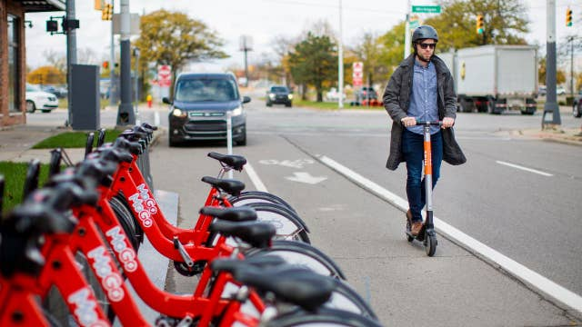 Ford buys electric-scooter startup