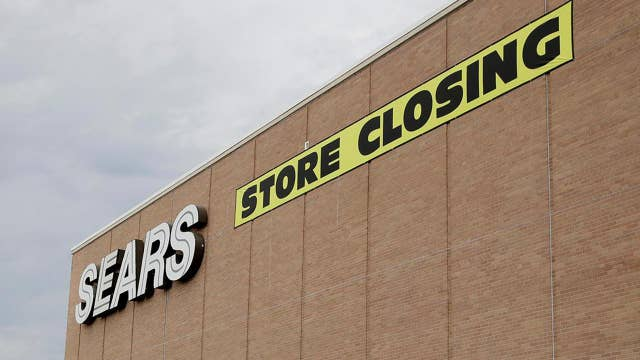 Sears announces more store closures; Black Friday spending
