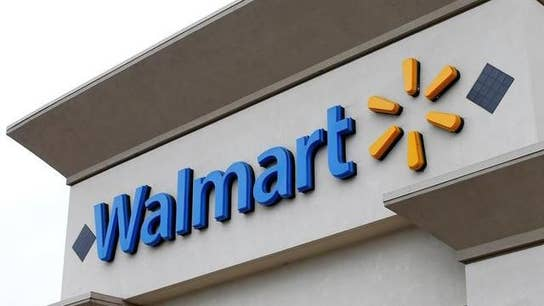Walmart reports 3Q revenue miss