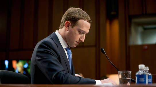 Facebook's Mark Zuckerberg is playing serious defense: Varney