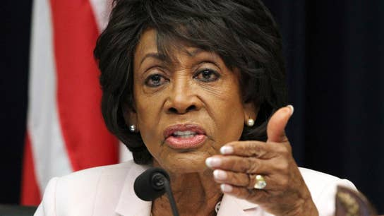 Maxine Waters believes more regulation breeds more security: Rep. Duffy