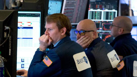 Market is fearful of Trump administration's hard line on tra