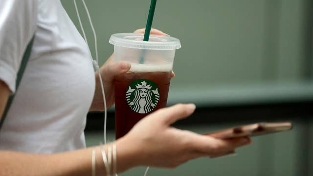 What's boosting Starbucks sales; Spotify rocking the vote
