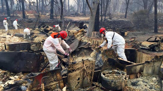 California wildfires' insurance implications
