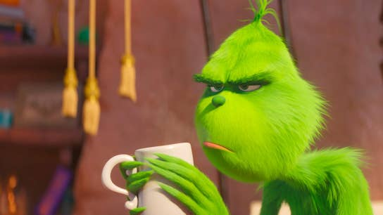 Can 'The Grinch' be toppled at the box office?
