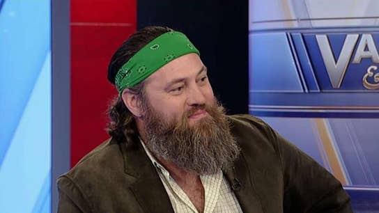 Duck Dynasty's Willie Robertson on America's entrepreneurial spirit