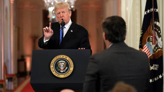 CNN's Jim Acosta is an embarrassment: David Bossie