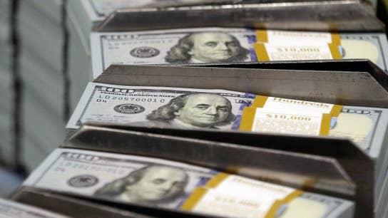 America's finances have spun out of control again: David Walker