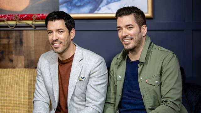 The Property Brothers just launched a new venture, here's an inside look