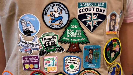 Girl Scouts sue Boy Scouts over trademark infringement