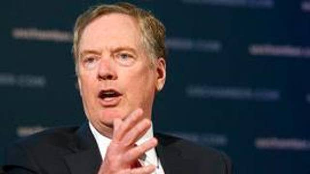 Lighthizer expects Trump-Xi meeting to be a success