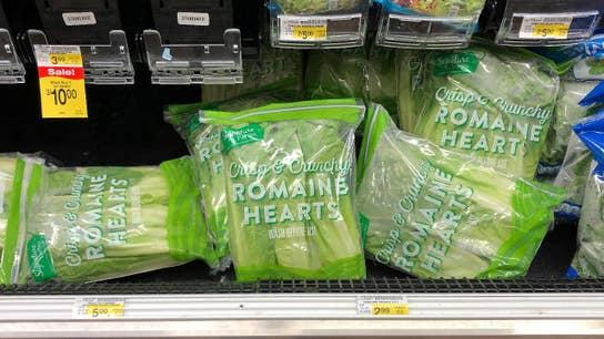 CDC ties E. coli outbreak to romaine lettuce
