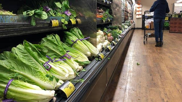 Contaminated romaine likely grown in California: FDA