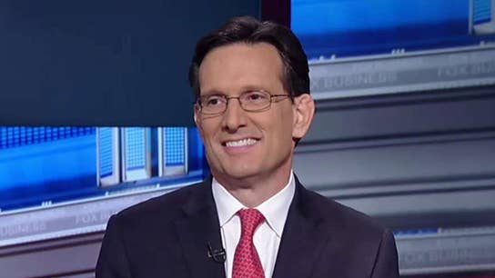 Trump midterm campaigning helped the GOP gain control of the Senate: Eric Cantor