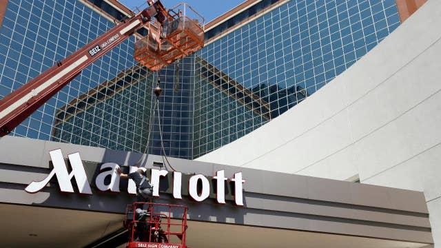 FBI looking into Marriott hack