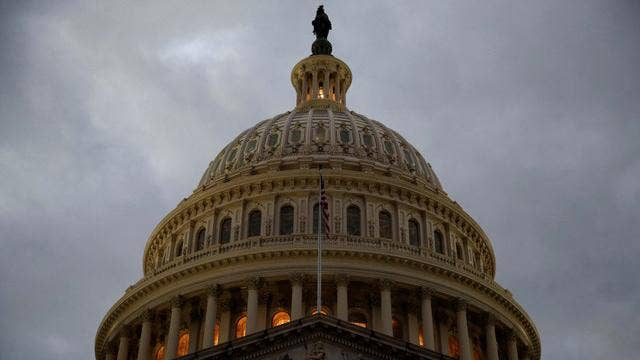 It's been a divided Congress for the last nearly two years: Rep. Gohmert