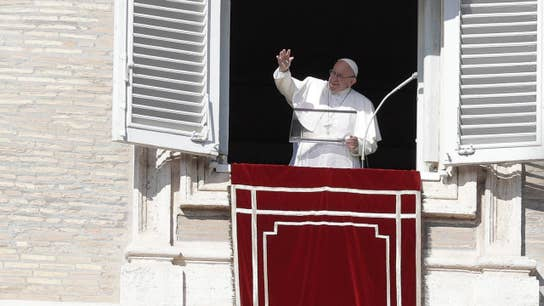 Pope Francis takes on income inequality