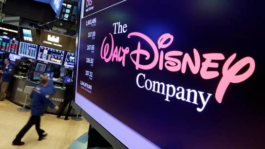 Disney shares rise on earnings beat