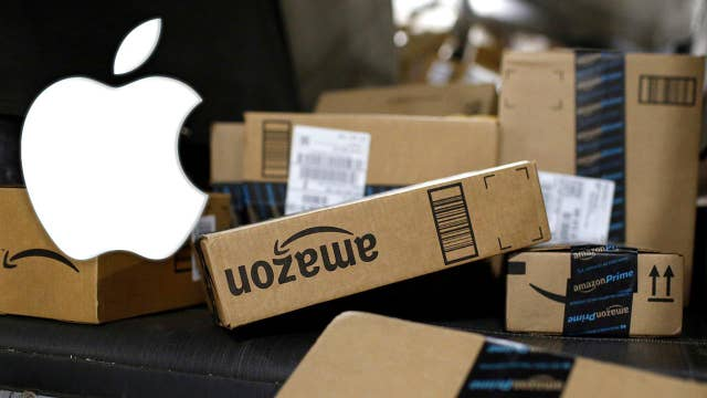 Apple and Amazon make peace; UPS keeps rolling