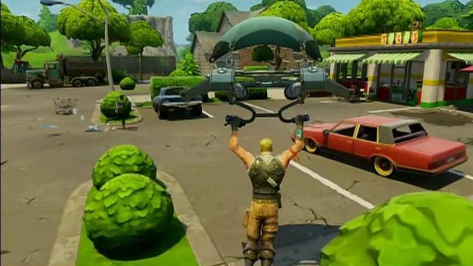 Fortnite addiction sending kids to rehab?