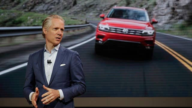 VW's Scott Keogh on Trump's potential auto tariffs