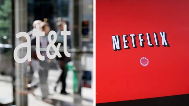 AT&T takes on Netflix; JetBlue gets in the holiday spirit