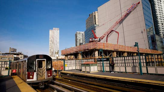 New York City commercial real estate under pressure?