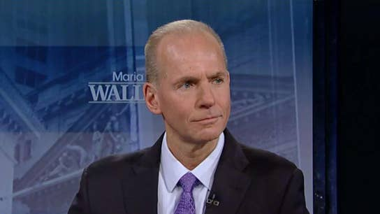 Boeing CEO: Our global services business has been growing at 12% a year