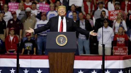 Would a weak economy hurt Trump in 2020?