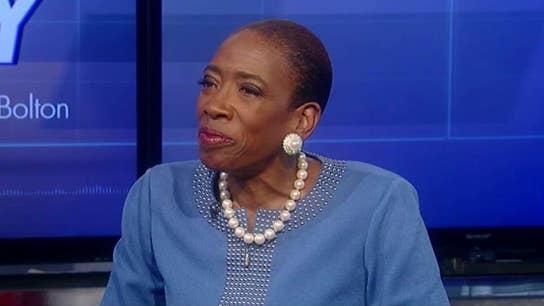 Morgan Stanley's Carla Harris gives career advice