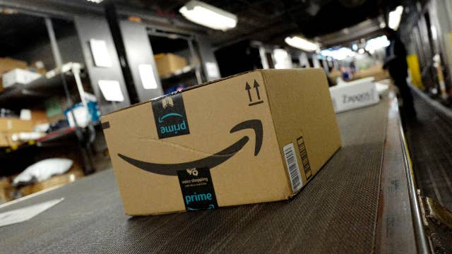 Amazon shares headed to new highs long-term?