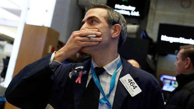 US stocks tumble after Trump tweets on trade