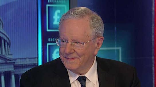 Trump tariffs will squeeze corporations' profit margins: Steve Forbes
