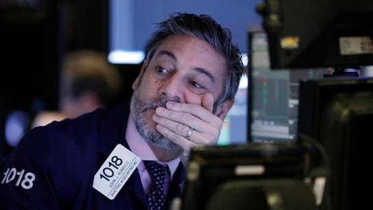 Trade concerns continue to drag stocks