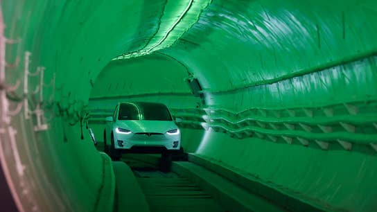 Musk's Boring Company's Los Angeles tunnel: sneak peek