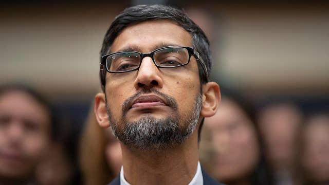 Google CEO rebuts bias, privacy criticisms