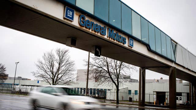 Steven Mnuchin: Hopeful GM plants can be put back to work