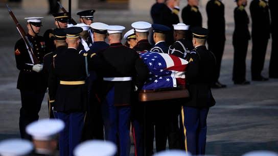 Louis Sullivan shares memories of George H.W. Bush