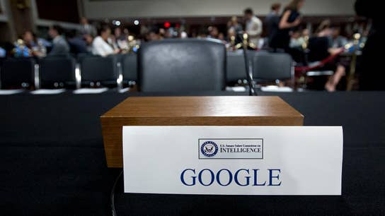 Google CEO to address anti-conservative bias allegations on Capitol Hill
