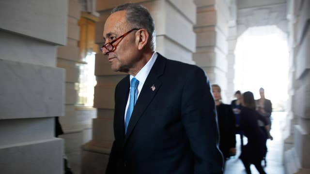 There's been one shutdown this year, Chuck Schumer did it: Rep. Jordan
