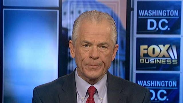 Peter Navarro on China's national security risks to US