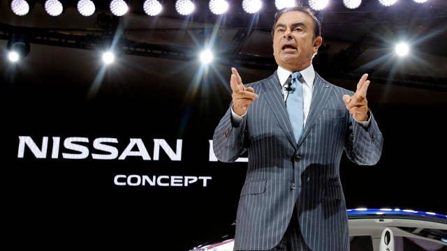 Former Nissan Chairman Carlos Ghosn re-arrested in Japan