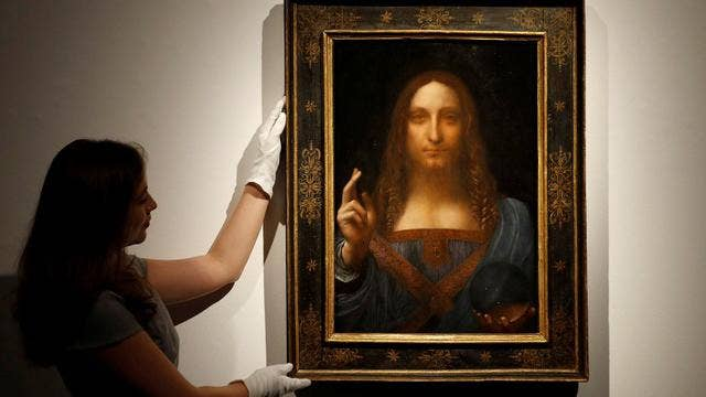 Fine art becoming the alternative investment of choice for billionaires