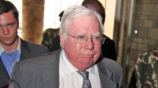 Jerome Corsi says the 'Feds' are harassing his family
