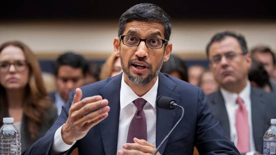 Google CEO Sundar Pichai defends company on Capitol Hill